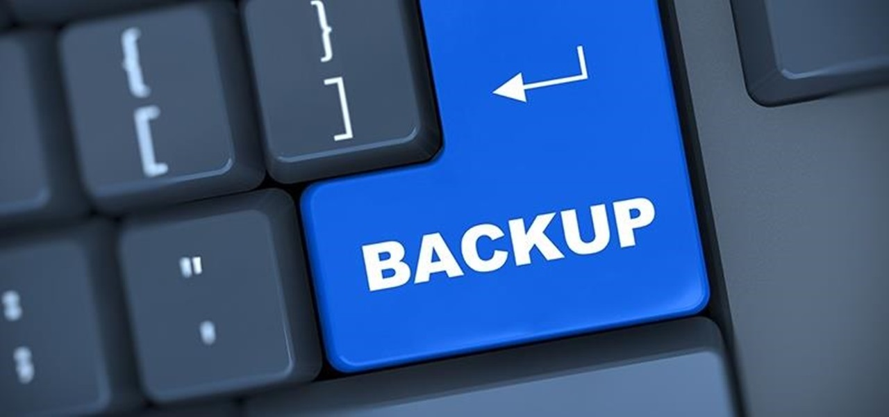 best backup for business